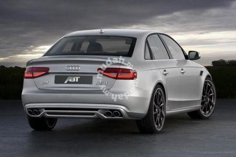 ABT Audi A4 B8.5 Spoiler