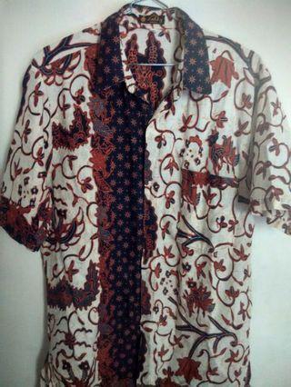 Kemeja Batik Pria #joinjuli