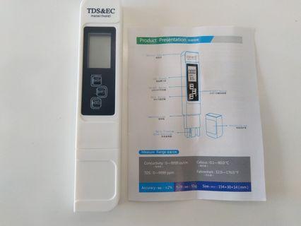 TDS EC Temperature Meter (3 in 1)