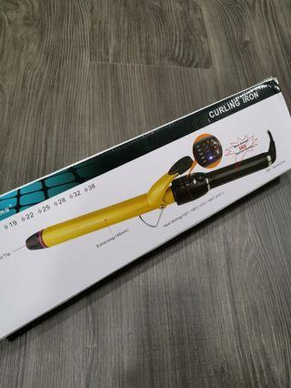 🚚 Professional hair curling iron/ Hair Curler 28mm