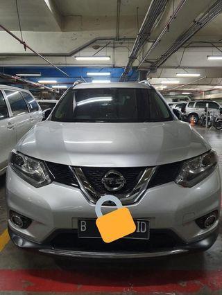 Dijual mobil NISSAN XTRAIL thn 2014
