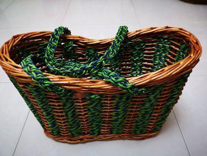 Rattan Basket Australia NEW