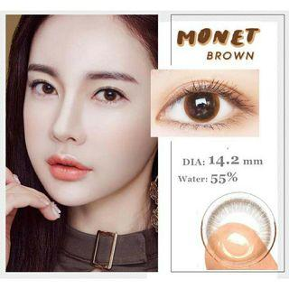 #CarousellBetter SALE‼️Lens Monet Contact Lens eye mini lens
