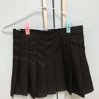 🚚 🖤黑色百褶裙