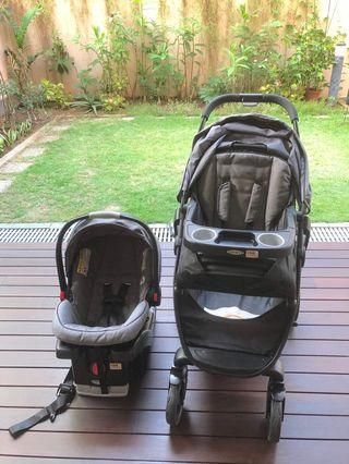 Graco Modes Travel System Stroller