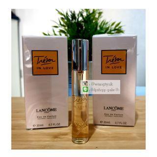 PARFUM IMPORT LANCOME TRESOR IN LOVE 20ML