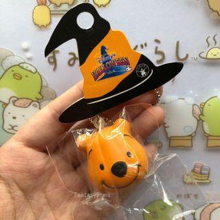 non-repro pooh pumpkin squishy