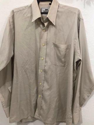 Plus Size Men's shirt/ kemeja