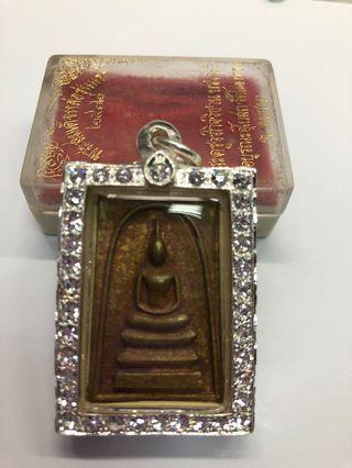 黃銅崇笛配鑽石殼