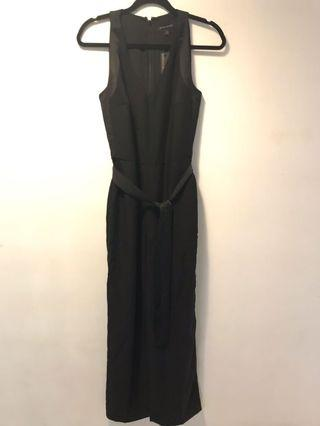Banana Republic Black Jumpsuit