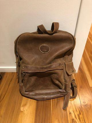 Authentic roots backpack
