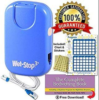 Wet Stop 3 Bedwetting Alarm