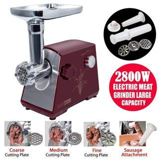BEST WELL MEAT GRINDER
