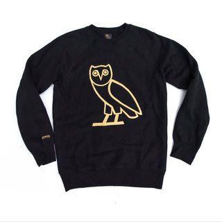 OVO owl sweater