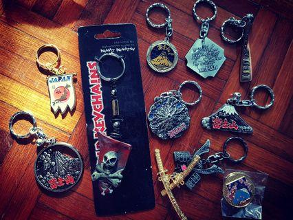 Keychains From Japan (For All)