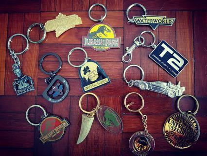 Universal Studios Keychains (For All)
