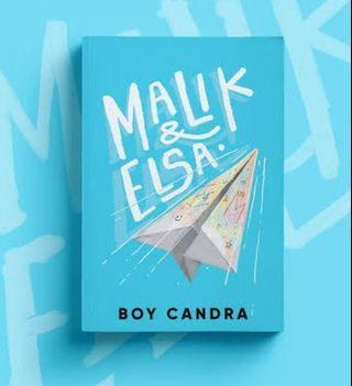 Malik & Elsa - Boy chandra