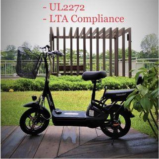UL2272 Scooter 🛴