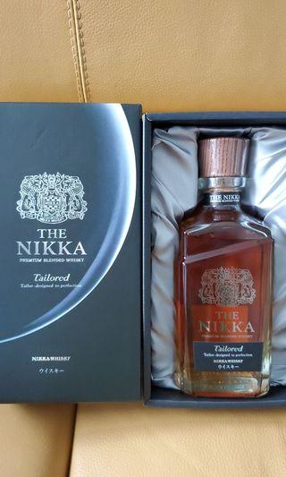 Nikka Tailored 日本威士忌 (700ml) (取代Nikka 12)