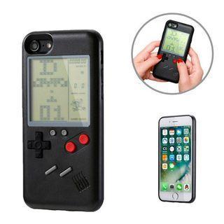 Play Nintendo Teris Game Phone Case