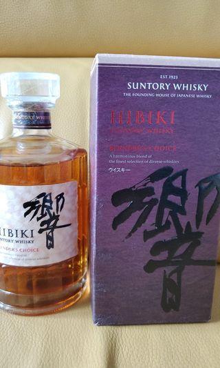 日本威士忌 響 Hibiki Blender's Choice (700ml)