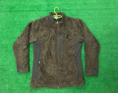 Mizuno hairy jacket for outdoor