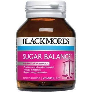 🚚 Blackmores Sugar Balance 90 tabs