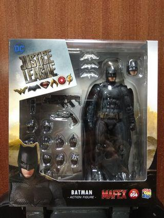 歡迎議價及試排 Mafex 056 Batman Justice League 蝙蝠俠 正義聯盟(不是marvel select shf mezco revoltech comicave studio figma NECA dc multiverse dc collectibles dc icons)