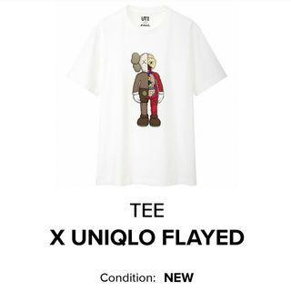 Kaws X Uniqlo Flayed Tee (Size S)