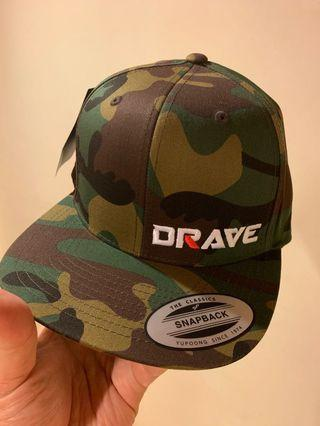 🚚 Drave Fishing Cap