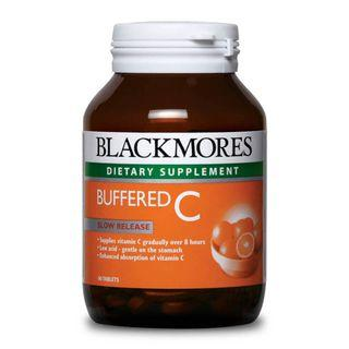 🚚 Blackmores Buffered C 90 tabs