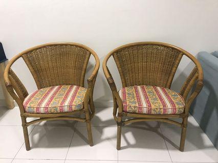 Rattan Chair Rotan