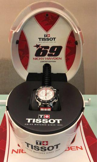 Tissot Nicky Hayden Limited Edition
