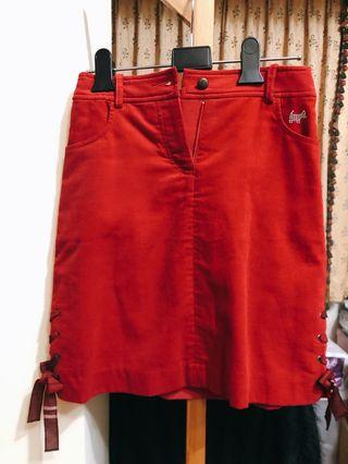 🚚 Scottish house 短裙厚款 購於百貨專櫃