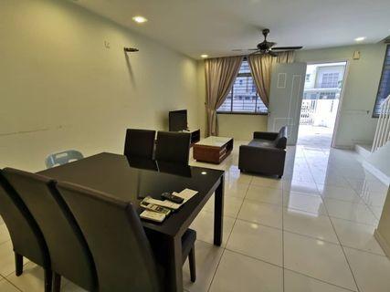 Indah Residence 2@Bukit Indah 2stry Full Furnish For Rent