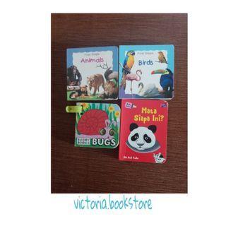 Buku anak ukuran kecil