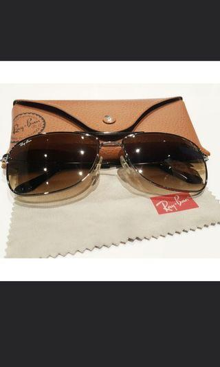 Authentic Rayban Sunglasses (RB3477 004/51)