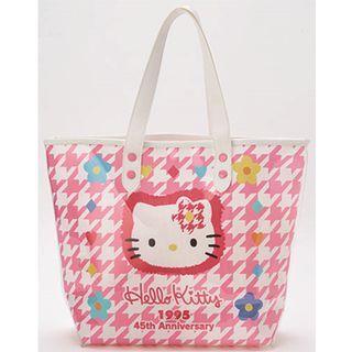 Sanrio Hello Kitty 45th Anniversary Atari Kuji 3rd Prize Tote Bag