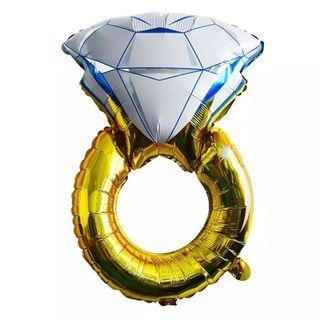 Big Foil Ring Balloon