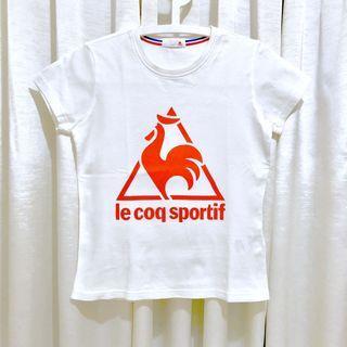 🚚 Le Coq Sportif, White Orange