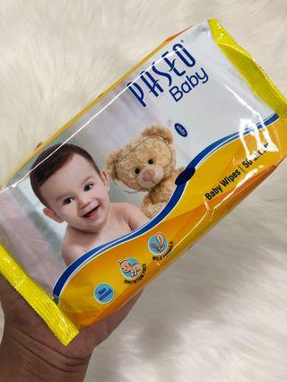 Paseo Baby Wet Wiped 50 sheets