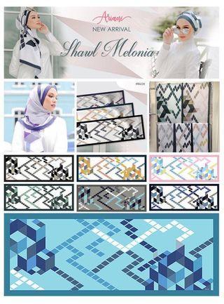 Ariani shawl vietnam