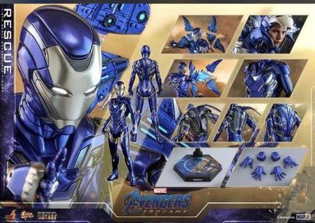 hot toys rescue 6/6單
