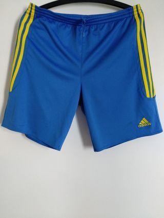 Adidas Climalite performance Men's Jersey Sports Shorts