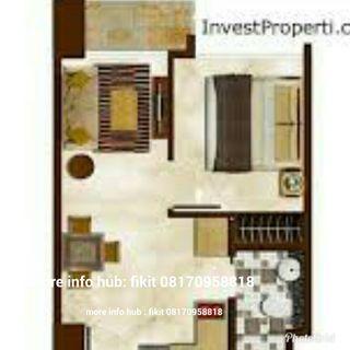 Jual apartment