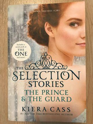"""The Selection Stories """"The Prince & The Guard"""" Kiera Cass 🤩""""NEW"""" 全新"""