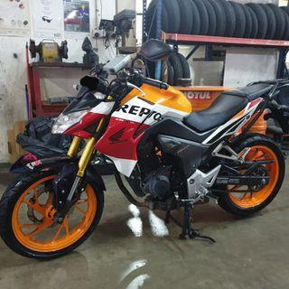 Pre Owned Honda CB190R available for sale  Selling Price $6,500.00