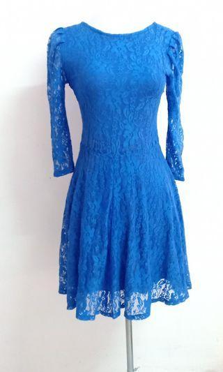 Dress Renda #maugopay