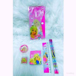 Barbie Doll Stationary Birthday Gift Pack
