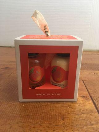 mango collection gift cube